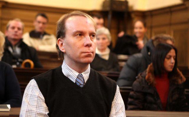 Zdravnika Ivana Radana je prvostopenjsko sodišče v Ljubljani ta teden oprostilo. FOTO: Igor Mali
