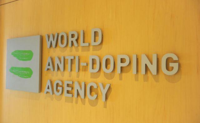Svetovna protidopinška agencija je trdo prijela Ruse. FOTO: AFP