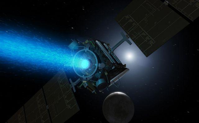Dawn FOTO: NASA/JPL