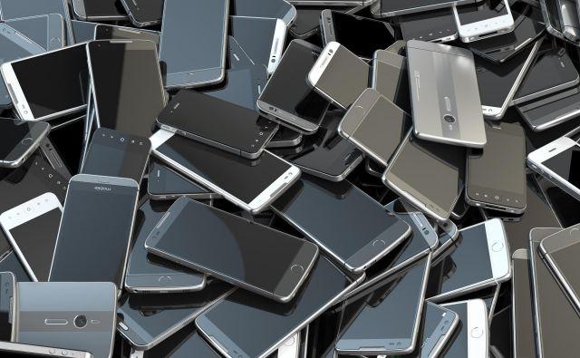 Letos bomo ustvarili 50 milijonov ton elektronskih odpadkov. FOTO: Shutterstock