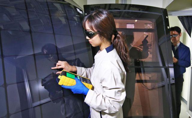 Hyundai bo v avtomobilske strehe vgrajeval sončne celice. Foto Hyundai