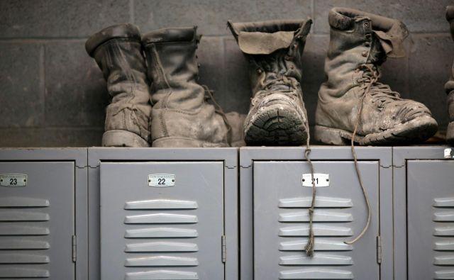 Zaton premogovništva je izstradal moč skupnosti McDowell v Zahodni Virginiji in jo potisnil v životarjenje na robu sodobne družbe. FOTO: Reuters