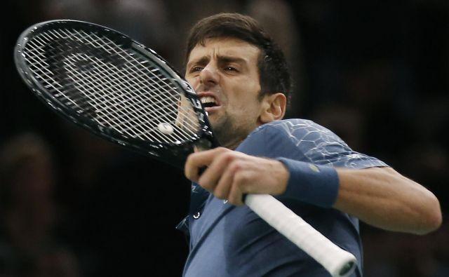 Novak Đoković bo v ponedeljek spet svetovna številka ena. FOTO: Michel Euler/AP