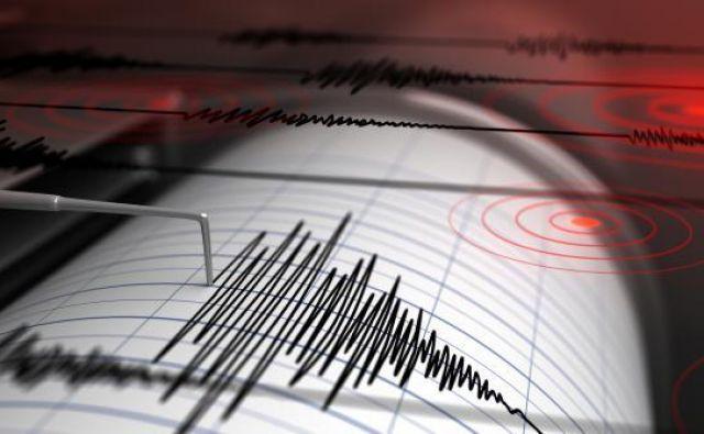 Seizmografi državne mreže potresnih opazovalnic so zabeležili potres magnitude 1,8. FOTO: Thinkstockphotos
