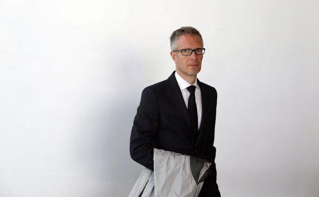 Boštjan Vasle je v. d. direktorja Urada za makroekonomske analize in razvoj. Foto Matej Družnik