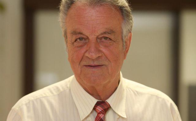 Anton Kovše (Podvelka). FOTO: Tadej Regent/Delo