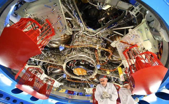Evropski servisni modul bo ključni del Oriona. FOTO: ESA/A. Conigli