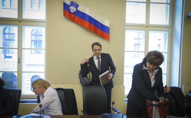 Peter Pogačar še verjame, da je dogovor pred stavkovnim valom mogoč. FOTO: Jože Suhadolnik/Delo