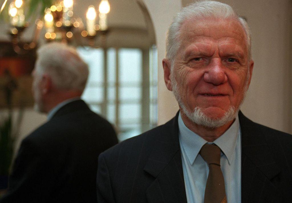 90 let Jakoba Ježa