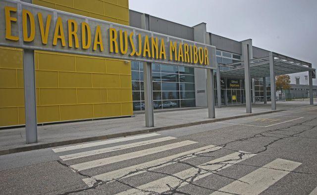 Prazno mariborsko letali�če, 17.11.2017, Maribor [mariborsko letali�če] Foto Tadej Regent/delo