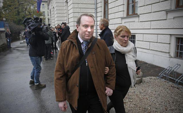 Ivan Radan sodbe ni hotel komentirati.FOTO: Blaž Samec/Delo