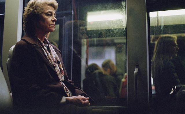 Charlotte Rampling v vlogi Hannah, za katero je na lanskem beneškem filmskem festivalu prejela nagrado za najboljšo igralko. FOTO: promocijsko gradivo