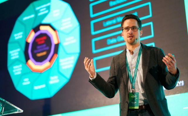 Možnost kibernetske vojne je treba jemati zelo resno, pravi Christian Funk. Foto Kaspersky