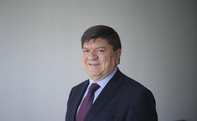 Miguel Lopera. Foto Jože Suhadolnik