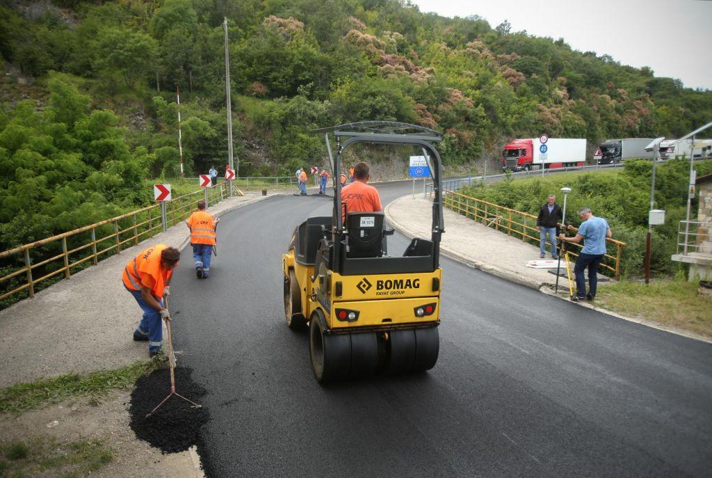 Lokalne volitve z asfaltom napihujejo BDP