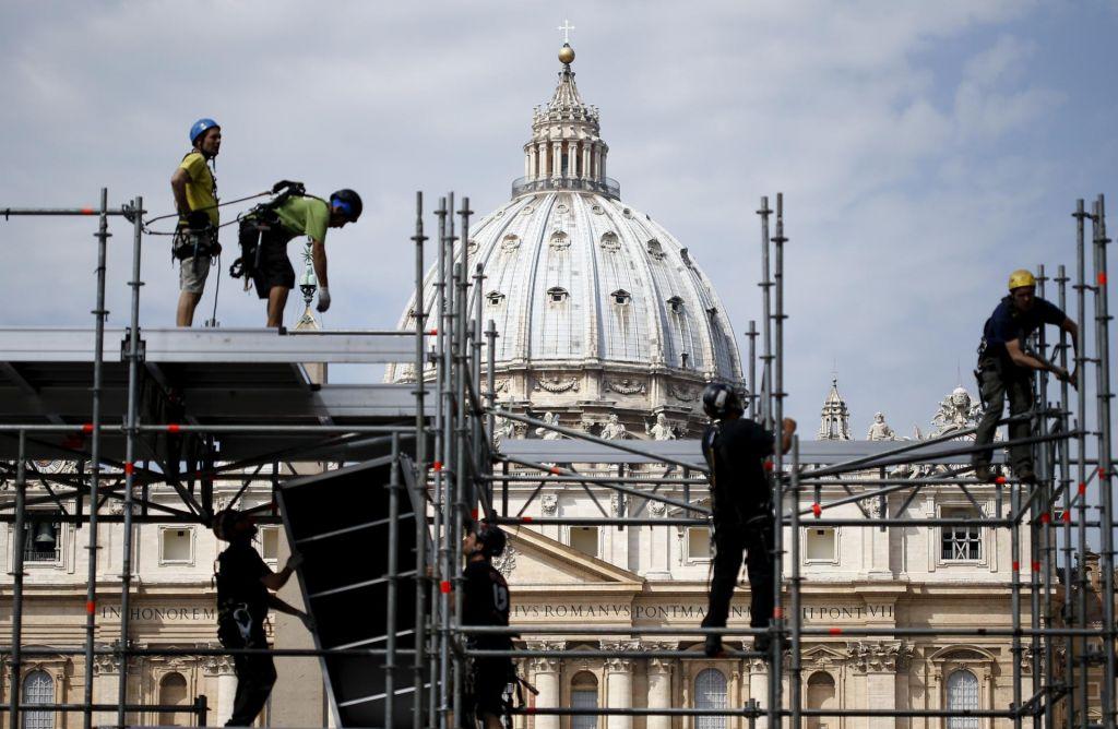 Davčni šok za Cerkev v Italiji