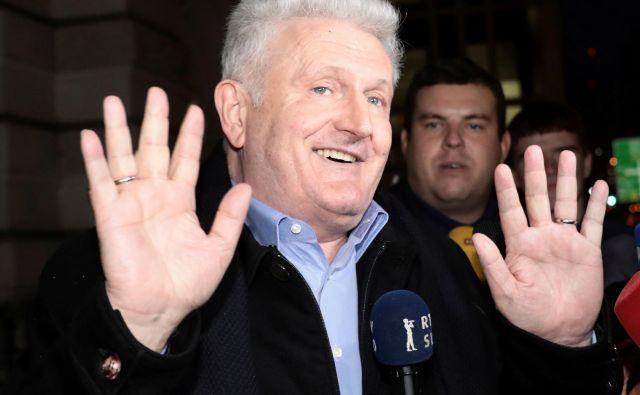 Hrvaško tožilstvo želi zaslišati Todorića v primeru Agrokor. FOTO: Simon Dawson/Reuters