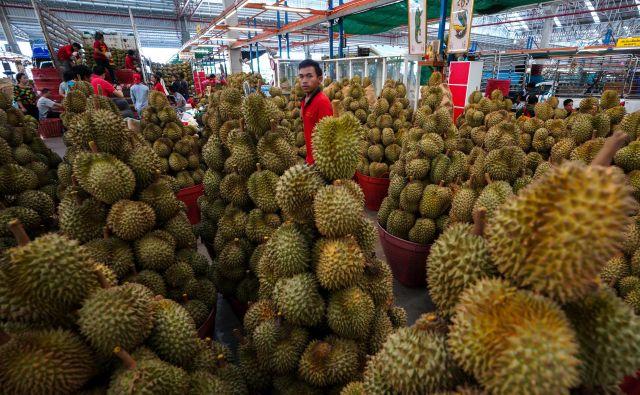 Durian. FOTO: Athit Perawongmetha/Reuters