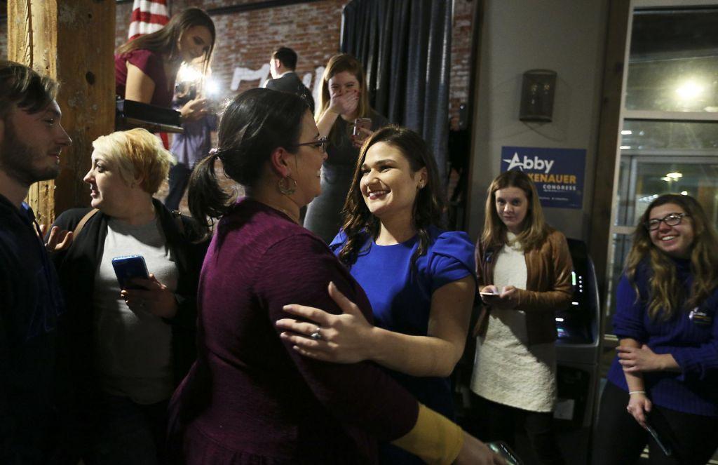 Od srede do srede:Lahko Trumpa premagajo mlade ženske?