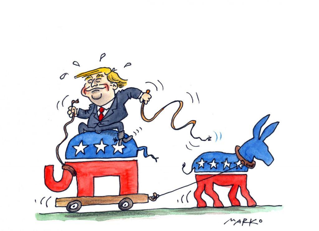 Ameriški premiki