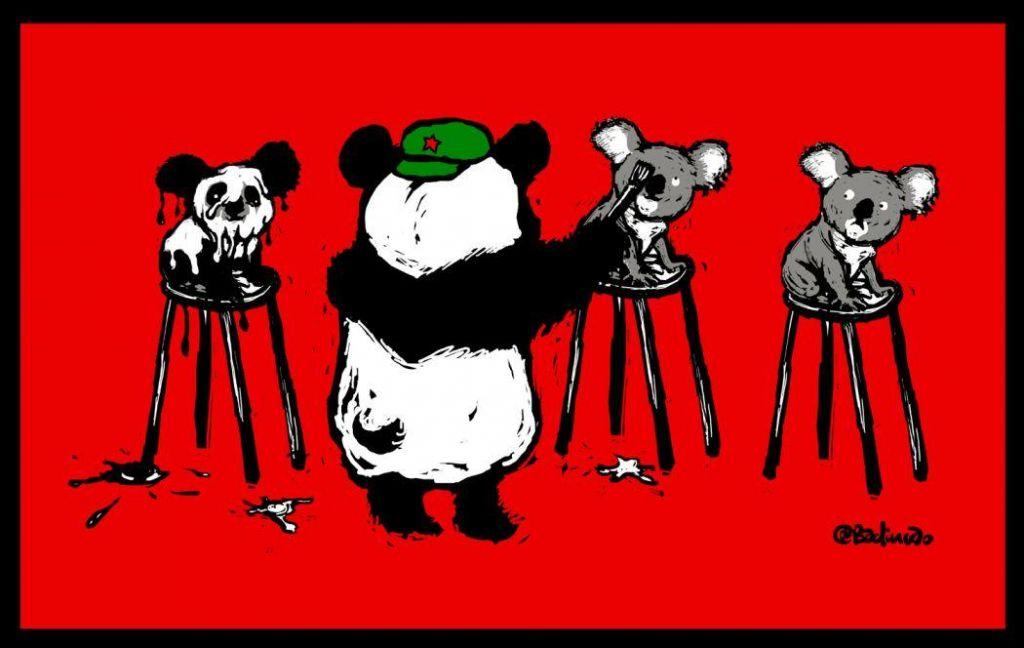 Kitajski Banksy