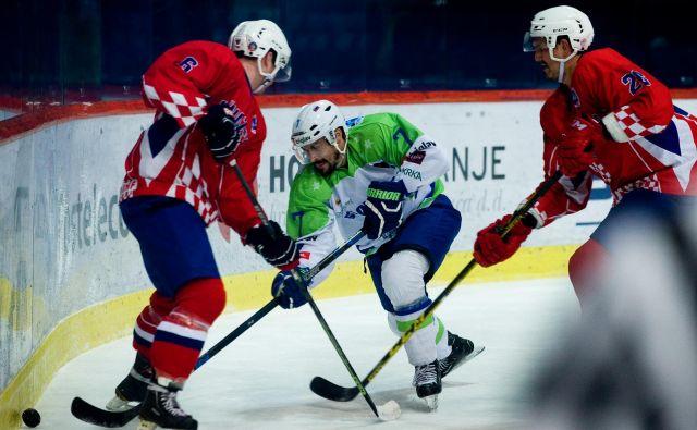 Klemen Pretnar je eden izmed redkih izkušenih reprezentantov na turnirju v Minsku. Foto: Cropix