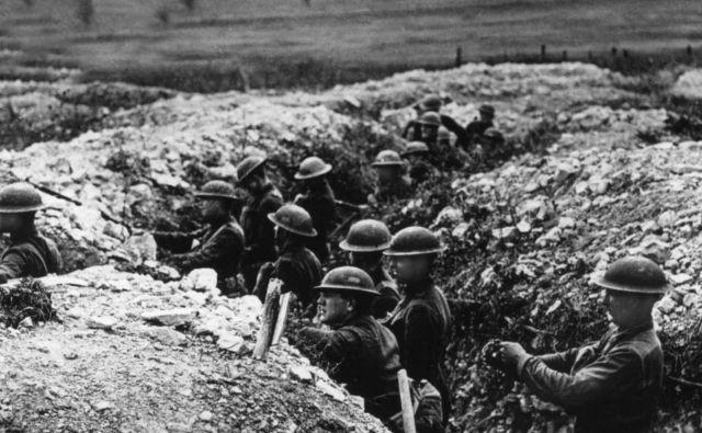 Zgodovinarji se še danes sprašujejo, kako bi bilo mogoče preprečiti prvo svetovno vojno. FOTO: Reuters