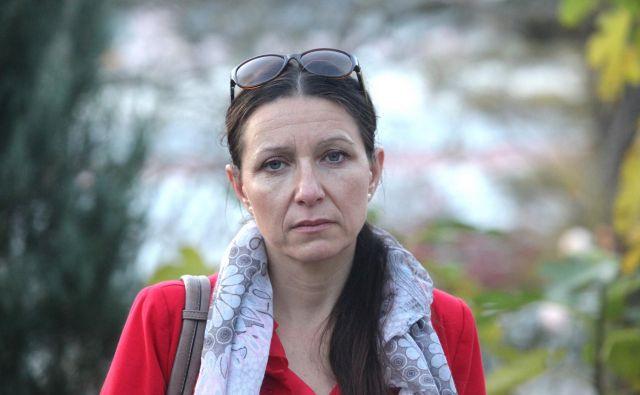 Tina Mikuš zase pravi, da ni nič posebnega, razen da je entuziastka, ki ne neha riniti.