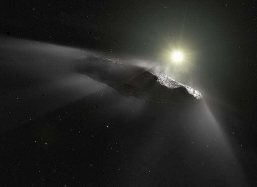 Ideja o vesoljski sondi: ali ji drugi znanstveniki verjamejo?