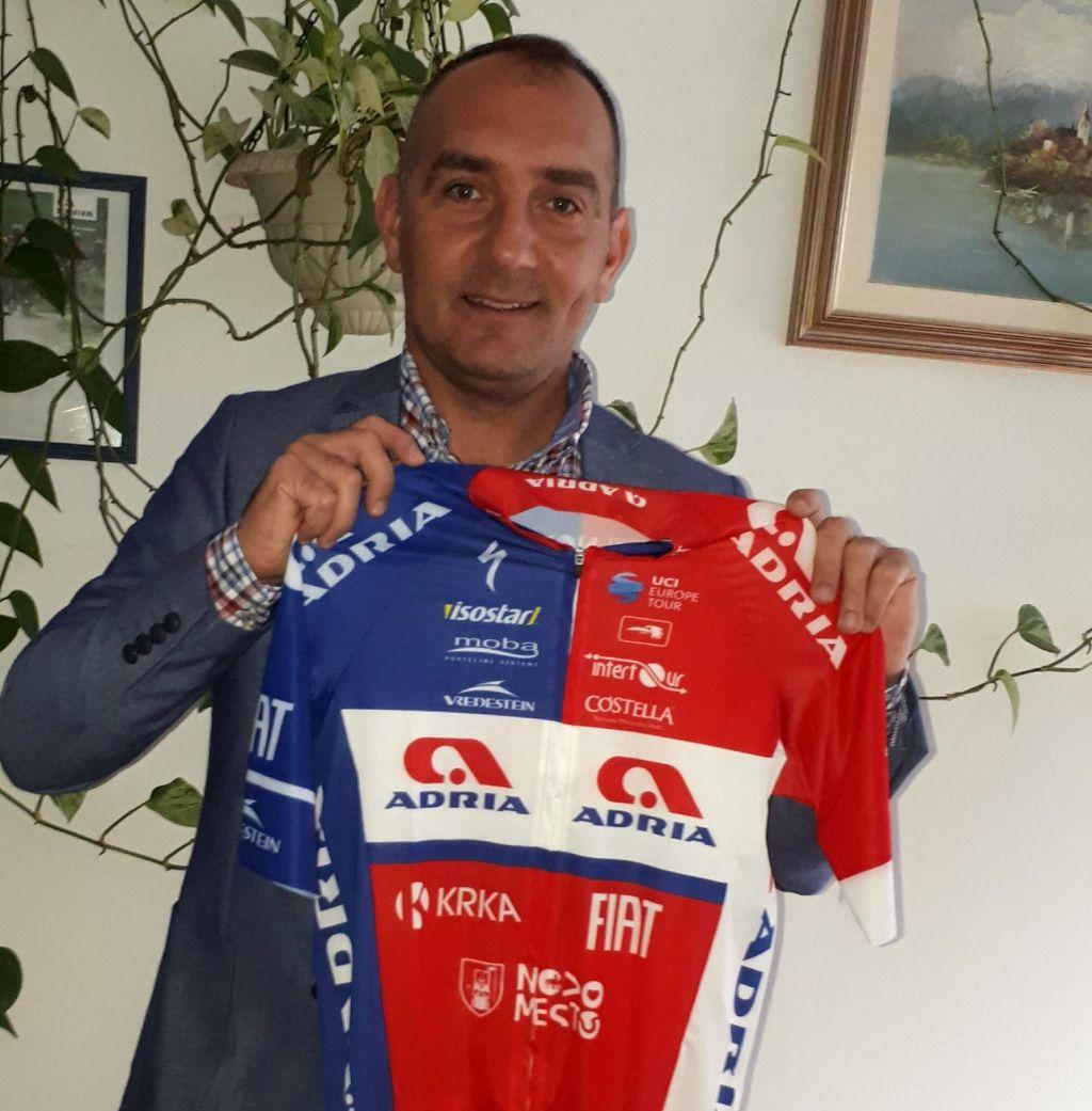 Branko Filip prevzema člansko ekipo Adrie Mobil