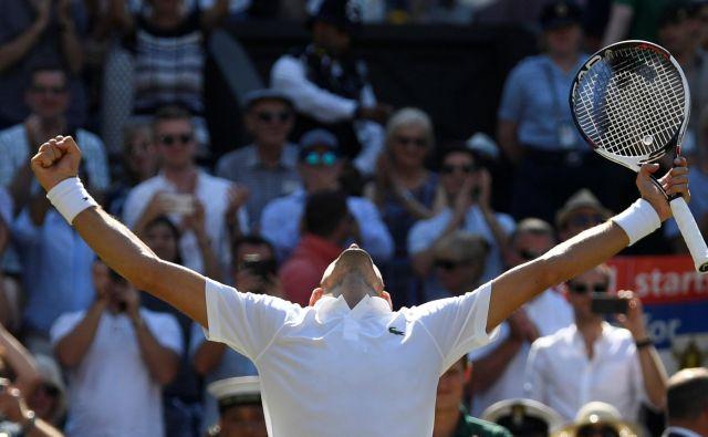 Novak Đoković je vnovič postal tudi številka ena moškega tenisa. FOTO: Reuters