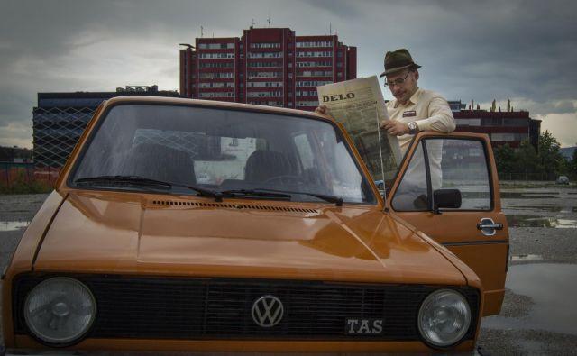 Na občutek nostalgije pogosto močno vpliva posredovana izkušnja. FOTO: Voranc Vogel