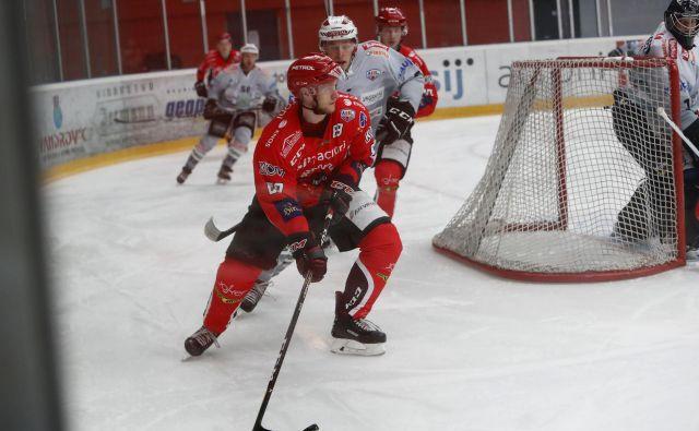 Edini slovenski strelec je bil Luka Bašič. FOTO: Leon Vidic/Delo