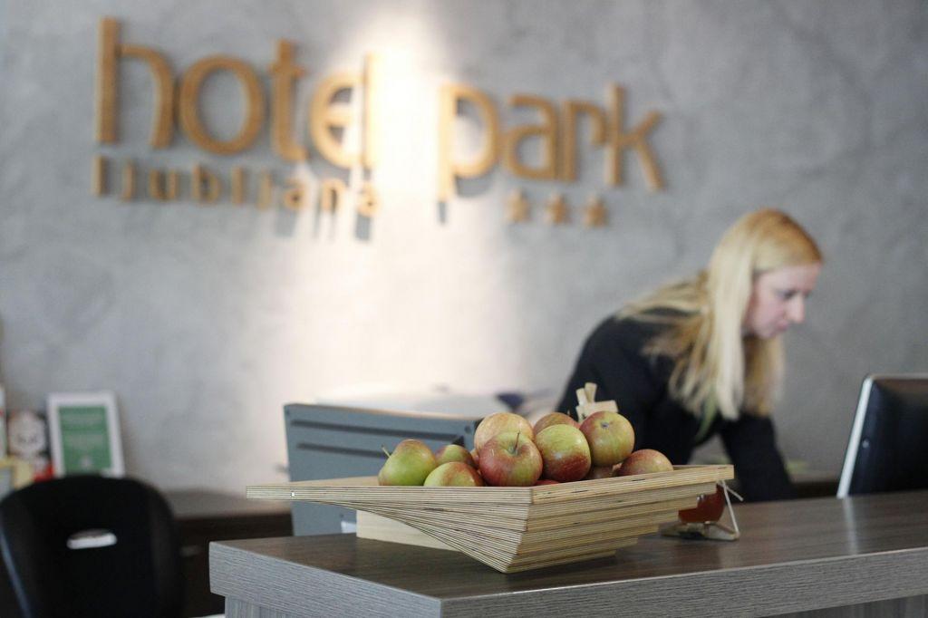 Park - Urban&Green po novem B&B Hotel Ljubljana Park