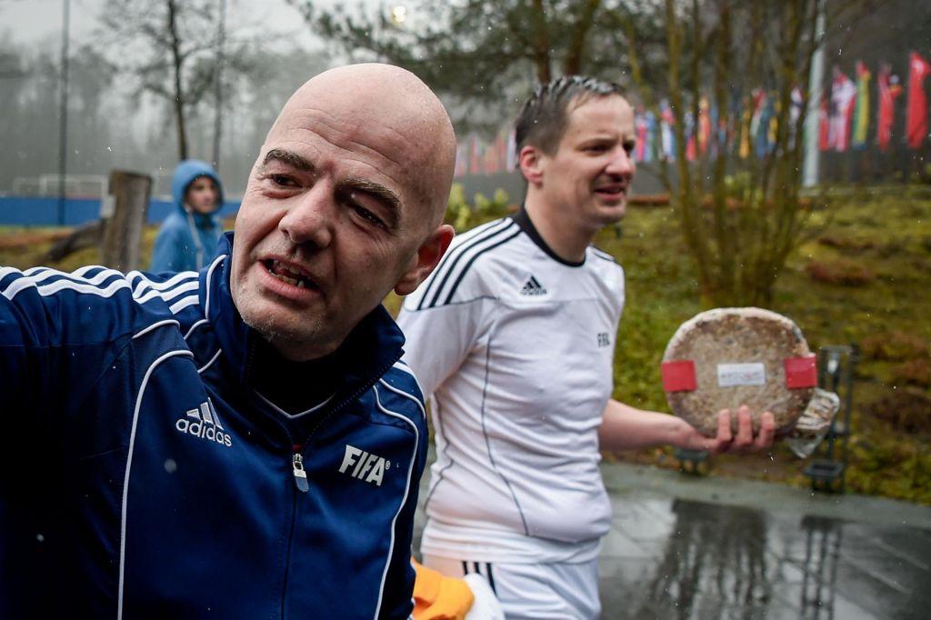 Suspendiran glavni preiskovalec primera FIFA