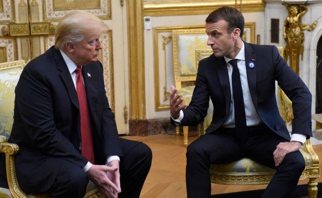 Predsednika bosta govorila tudi o vprašanjih Sirije in Irana.FOTO: Saul Loeb/Afp