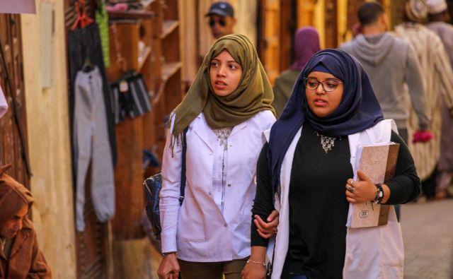 Maroški študenti so jezni, ker morajo vstati še pred zoro. FOTO: Shutterstock