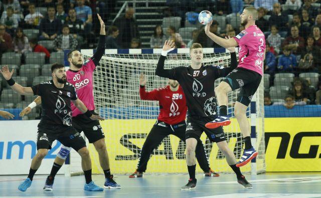 Branko Vujović je sprožil devetkrat, zadel pa petkrat. FOTO: Marko Todorov/Cropix