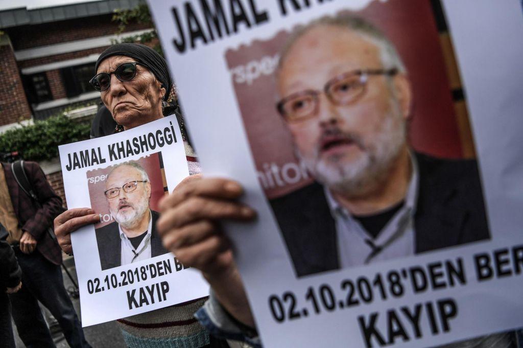 Turčija nekaterim državam predala posnetke Hašodžijevega umora