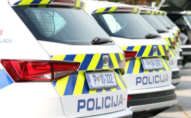 Ravnanje policistov med postopkom v kraju Rošpoh- del v Kamnici je bilo zakonito in strokovno.FOTO: Policija