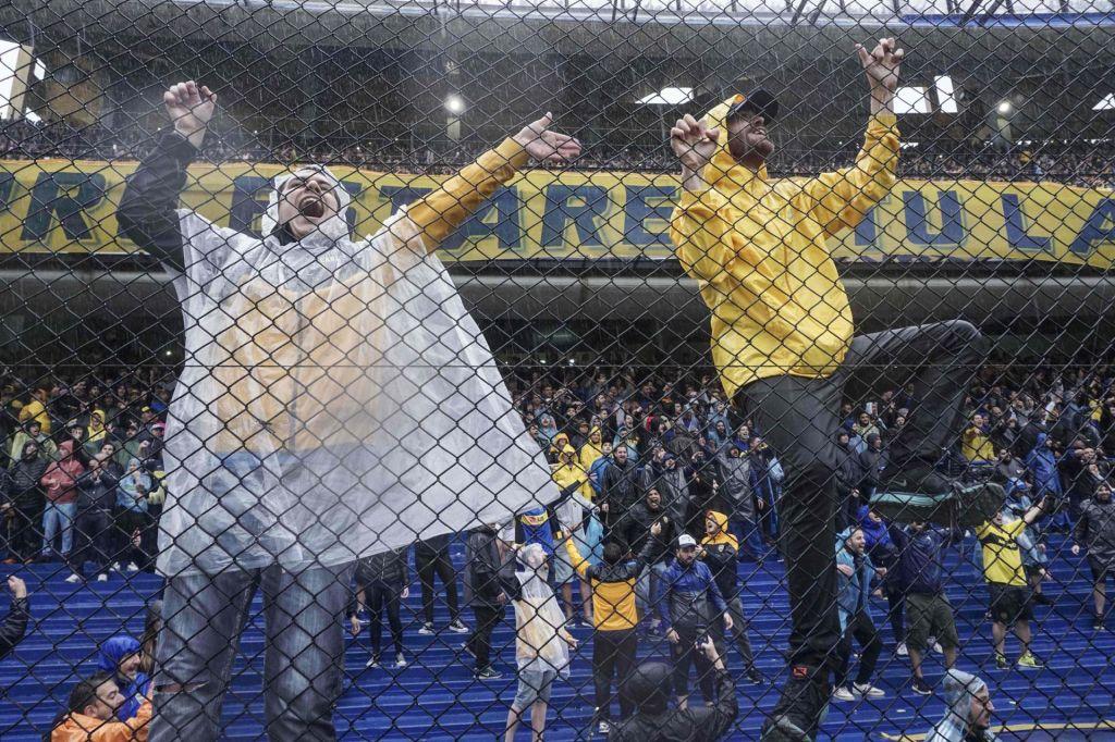 FOTO:Za nogomet se živi, za nogomet se umre