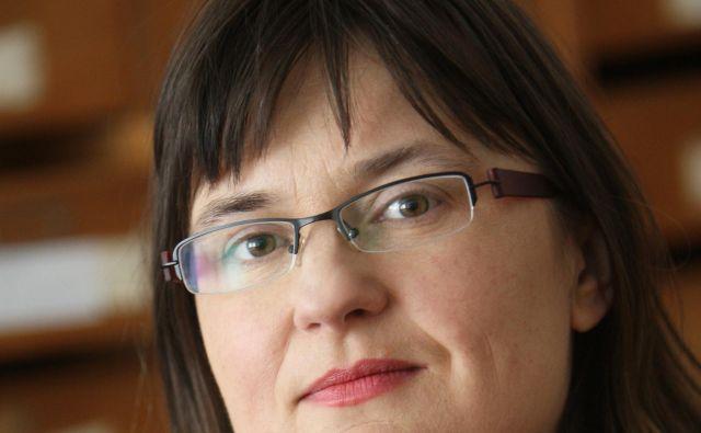 Katja Šugman Stubbs FOTO: Jure Eržen/Delo