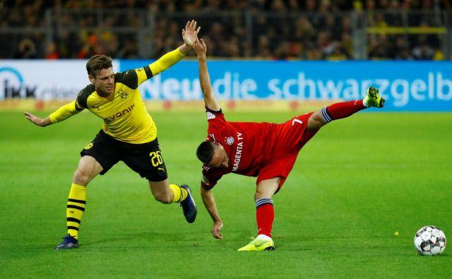 Francku Riberyju je počil film. FOTO: Kai Pfaffenbach/Reuters
