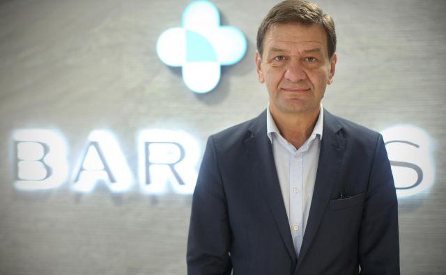 Direktor Barsosa in samostojni podjetnik Simon Vrhunec v svoji karieri leta od aviacije k zdravstvu in nazaj.