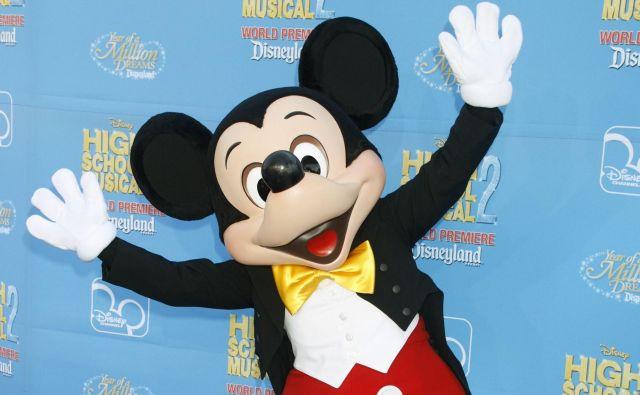 Slavni mišek danes praznuje 90. rojstni dan. FOTO: Fred Prouser/Reuters