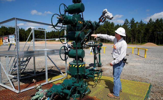 Nafta iz skrilavcev v ZDA je vse bolj pomembne del svetovnega energetskega spleta. FOTO: Reuters