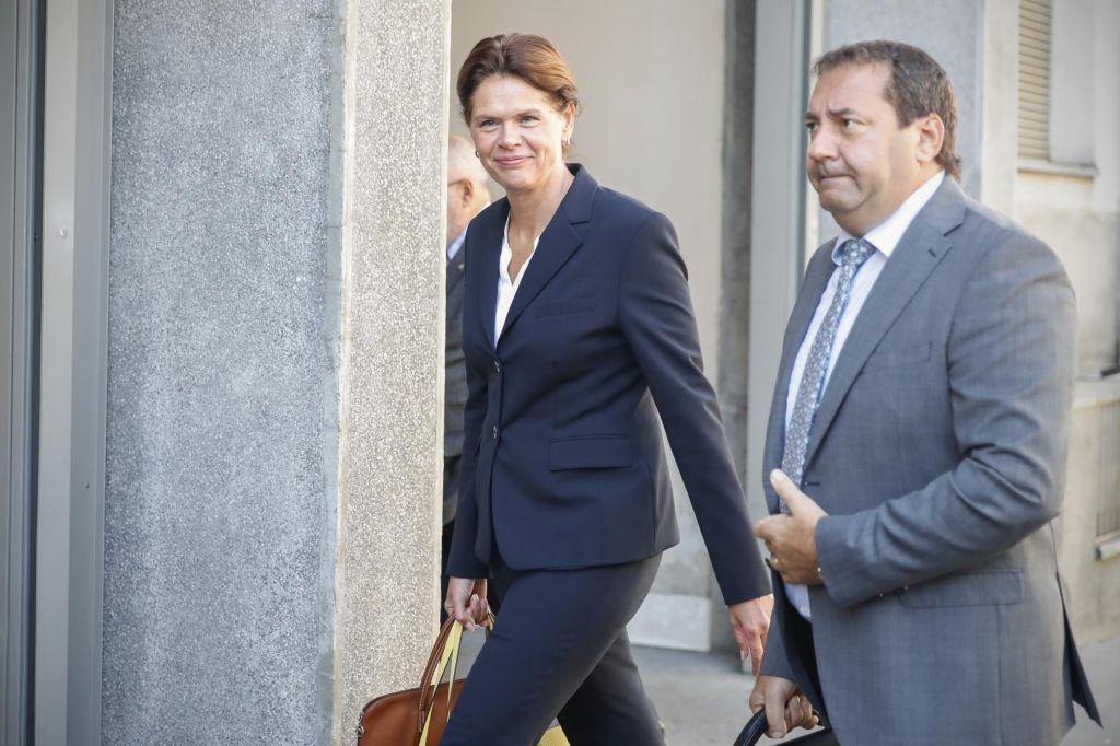 Alenka Bratušek: Od Šarca pričakujem enaka merila za vse funkcionarje v vladi