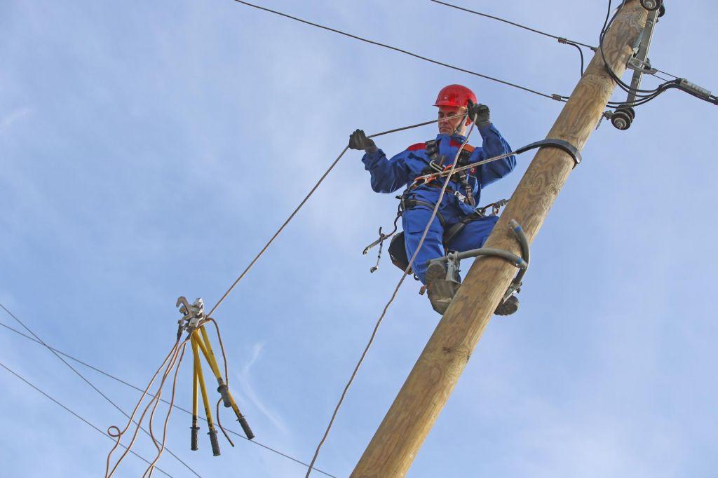 Pozor, elektrika!