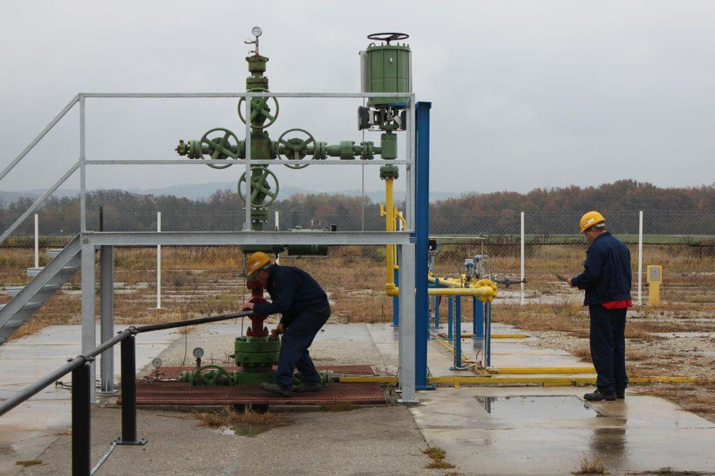 Črpanje plina odneslo direktorja Arsa