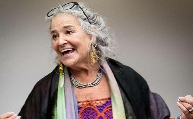 Pesnica, aktivistka in učiteljica pisanja Foto Osebni Arhiv